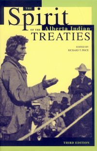 Cover image (The Spirit of the Alberta Indian Treaties)