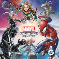 Image de couverture (Marvel Storybook Collection)