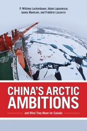 Cover image (China's Arctic Ambitions and What They Mean for Canada)
