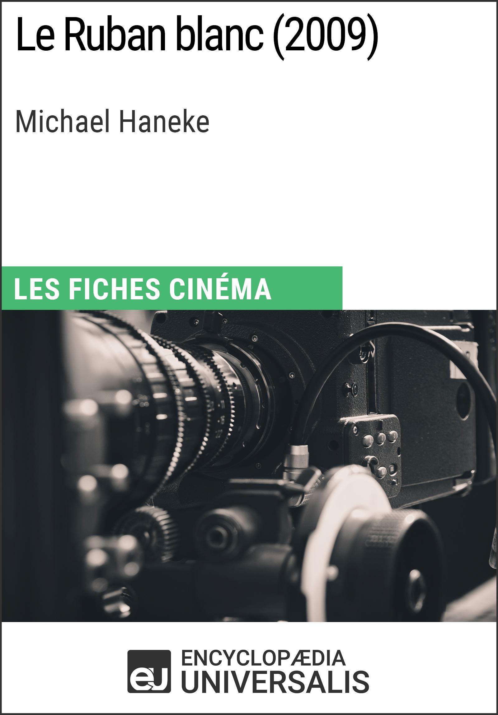 Le Ruban blanc de Michael Haneke