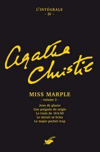 Intégrale Miss Marple - volume 2