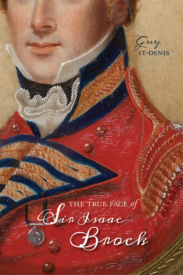The True Face of Sir Isaac Brock