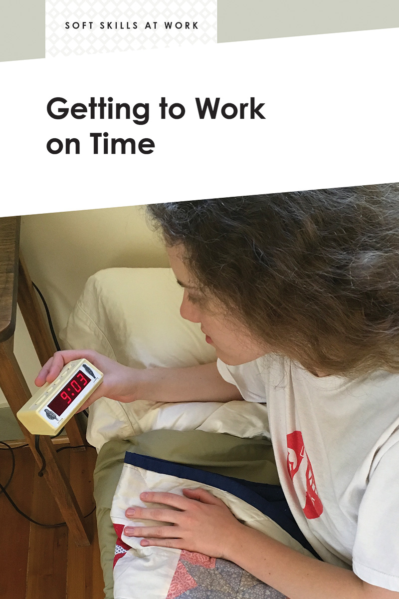 Getting to Work on Time