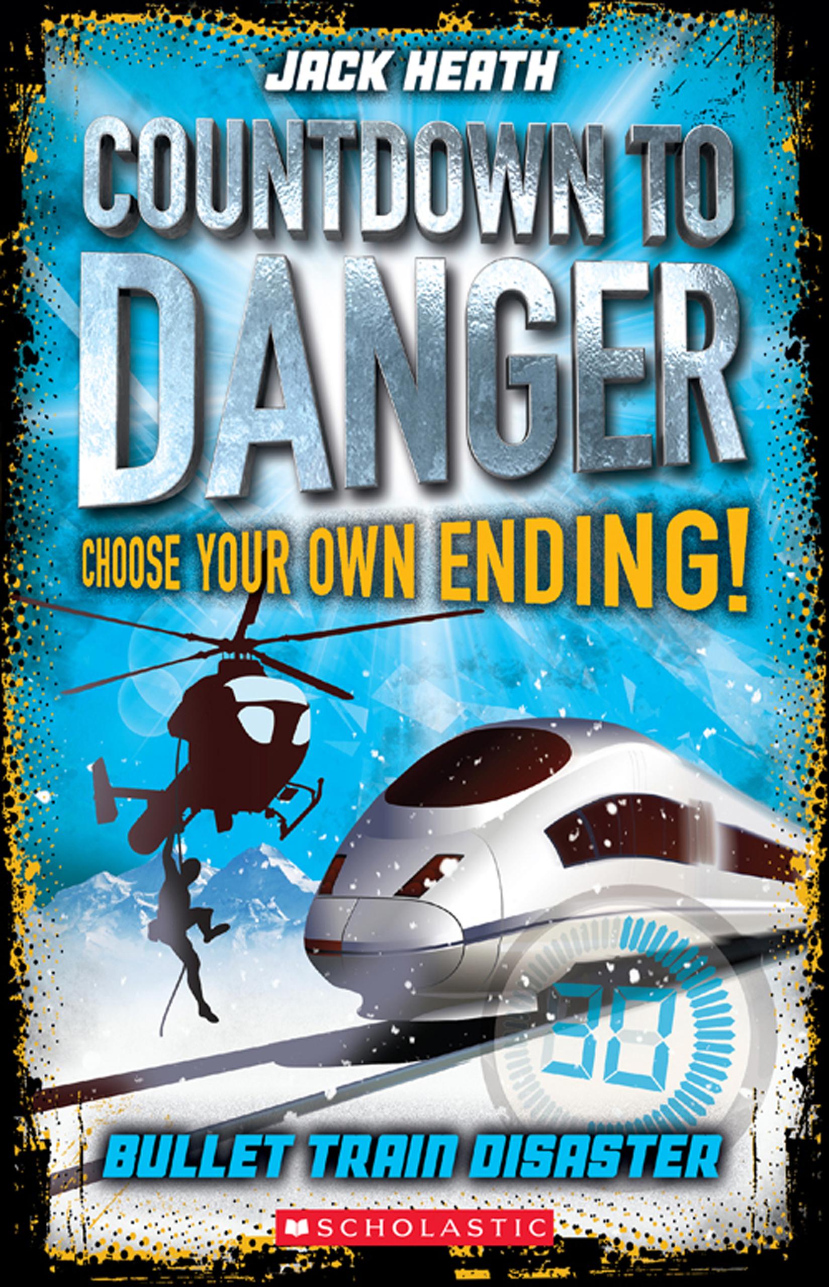 Countdown to Danger:   Bullet Train Disaster