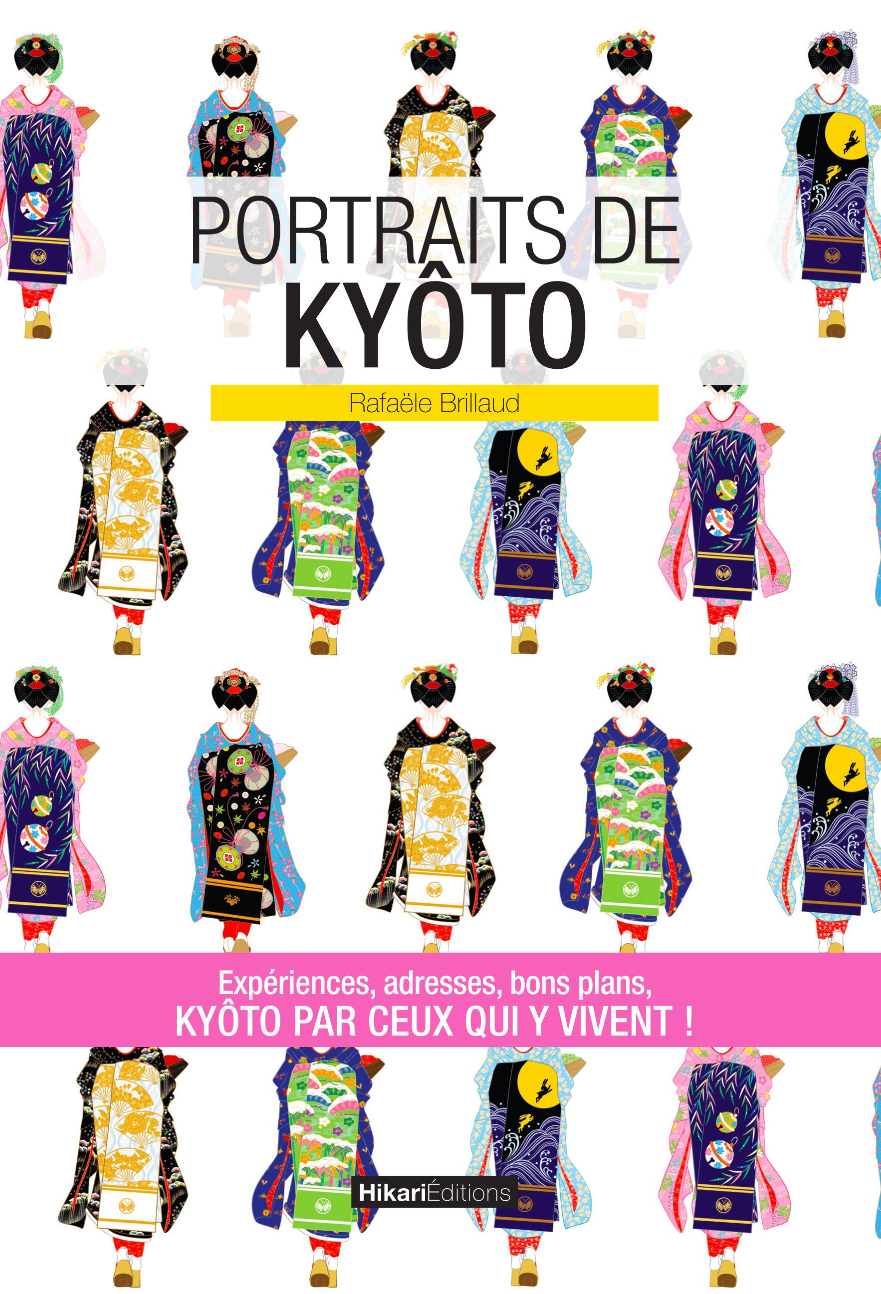 Portraits de Kyôto