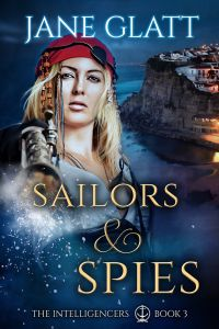 Cover image (Sailors & Spies)