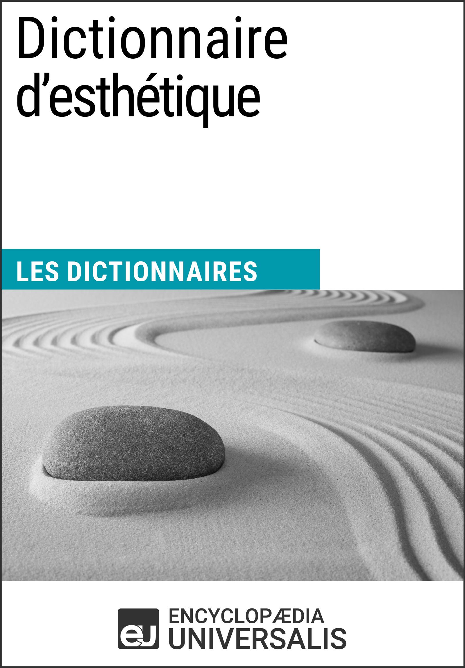 Dictionnaire d'esthétique