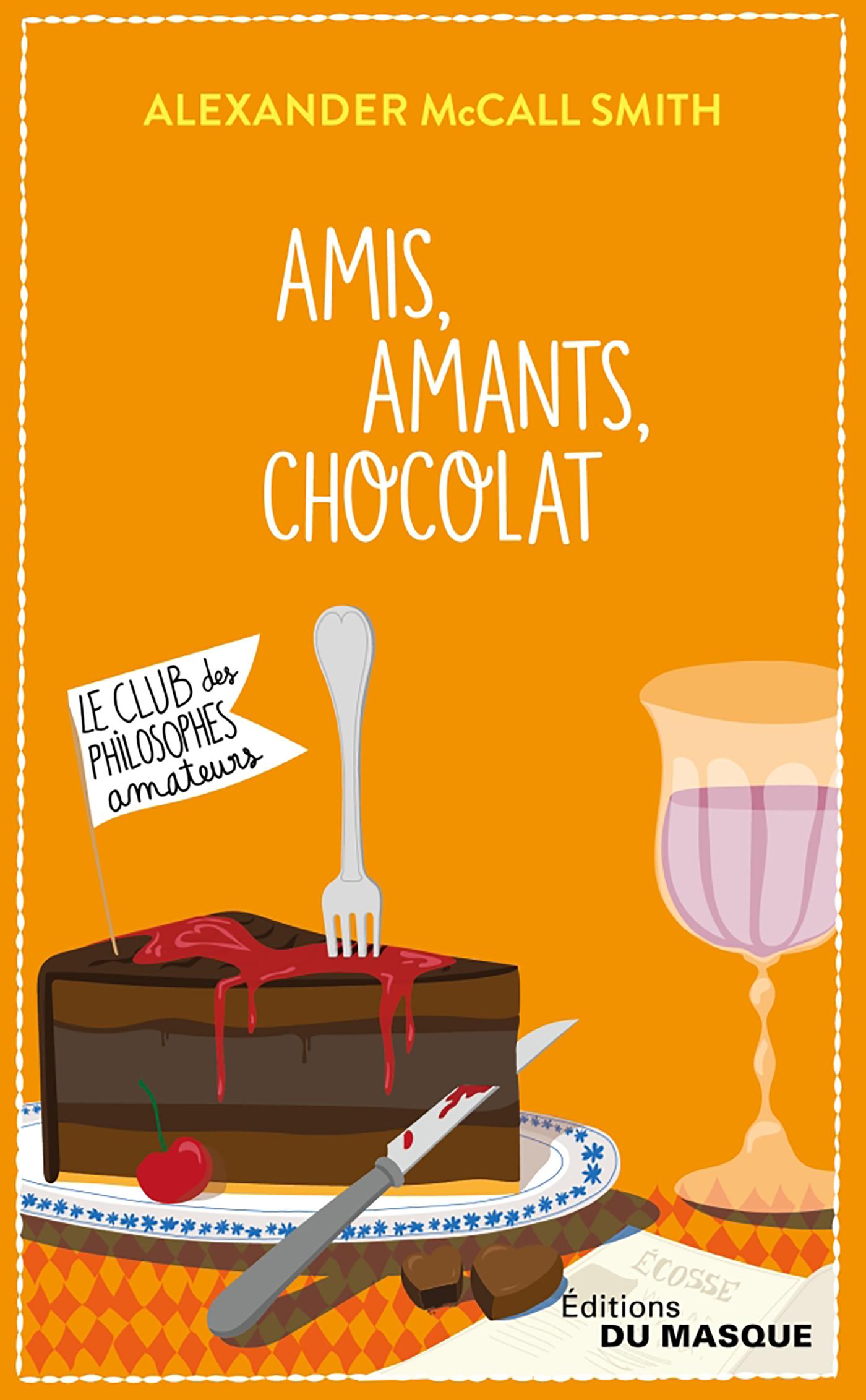 Amis, Amants, Chocolat