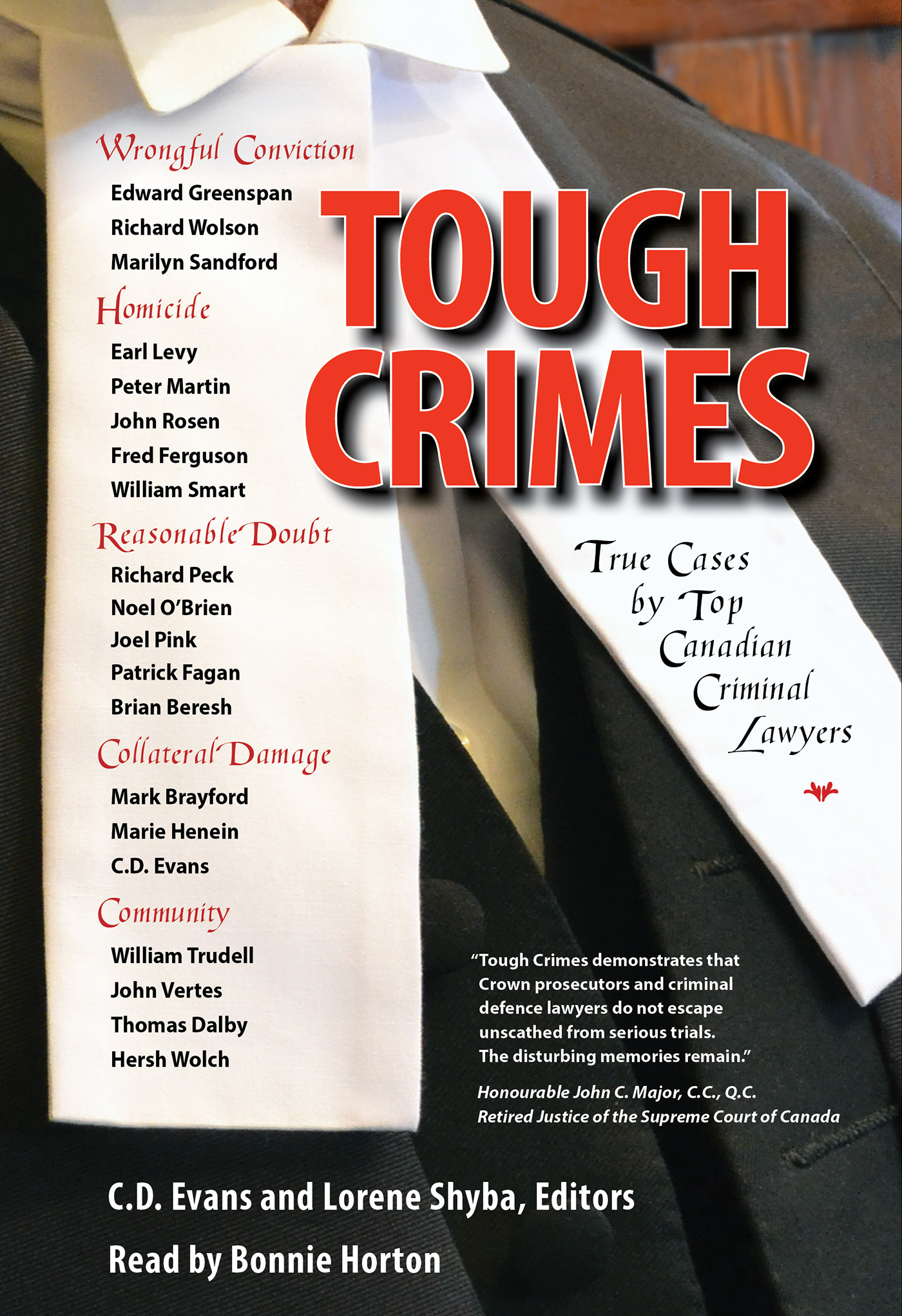 Tough Crimes