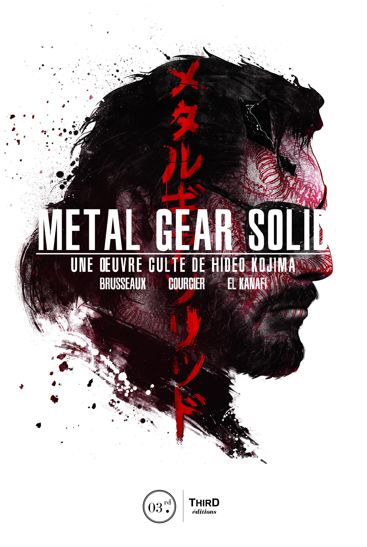 Metal Gear Solid, Une œuvre culte de Hideo Kojima