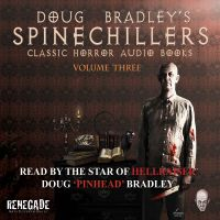 Cover image (Doug Bradley's Spinechillers Volume Three)