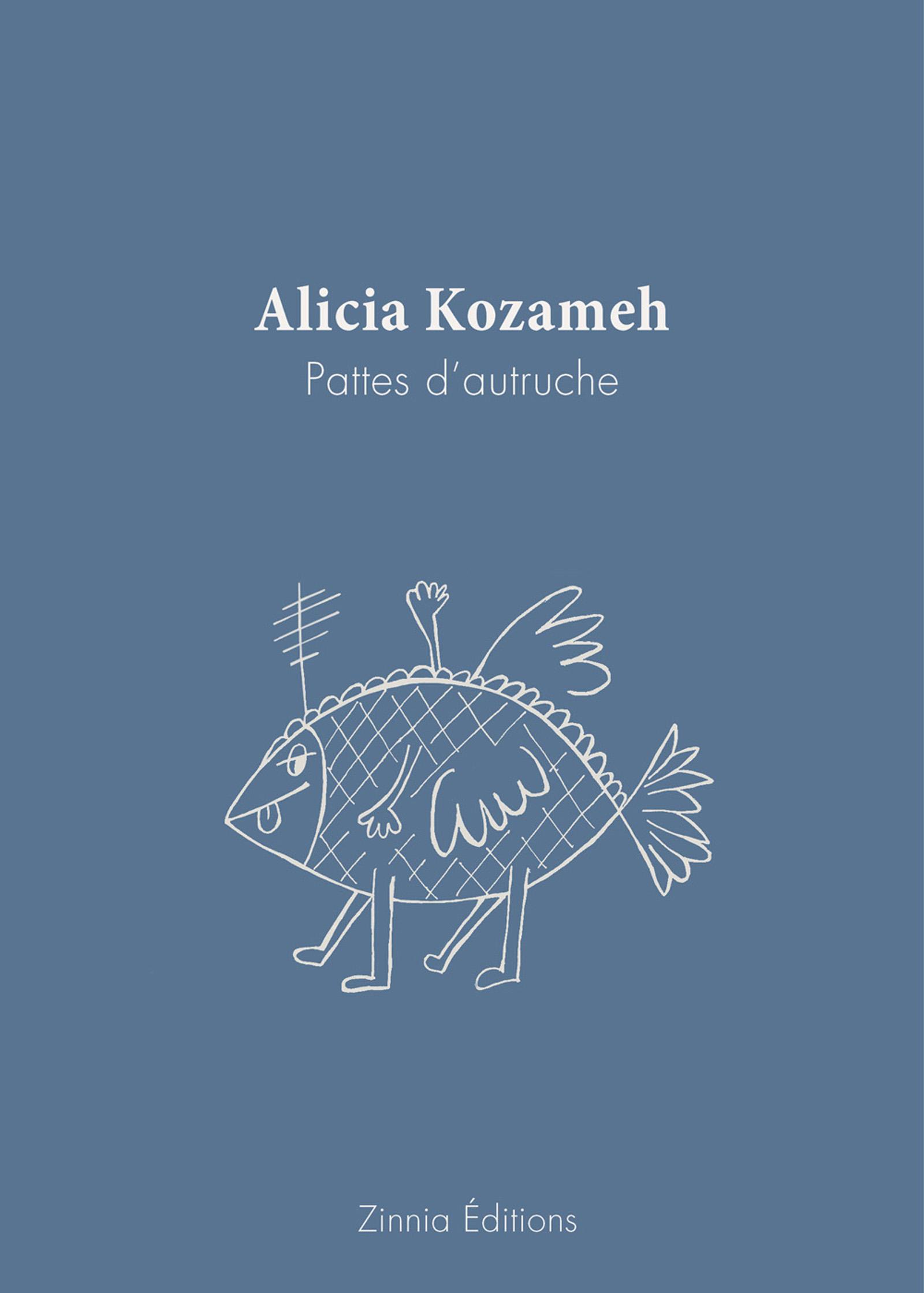 Pattes d'autruche, Un roman de la mémoire