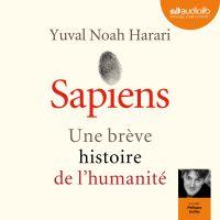 Image de couverture (Sapiens - Une brève histoire de l'humanité)