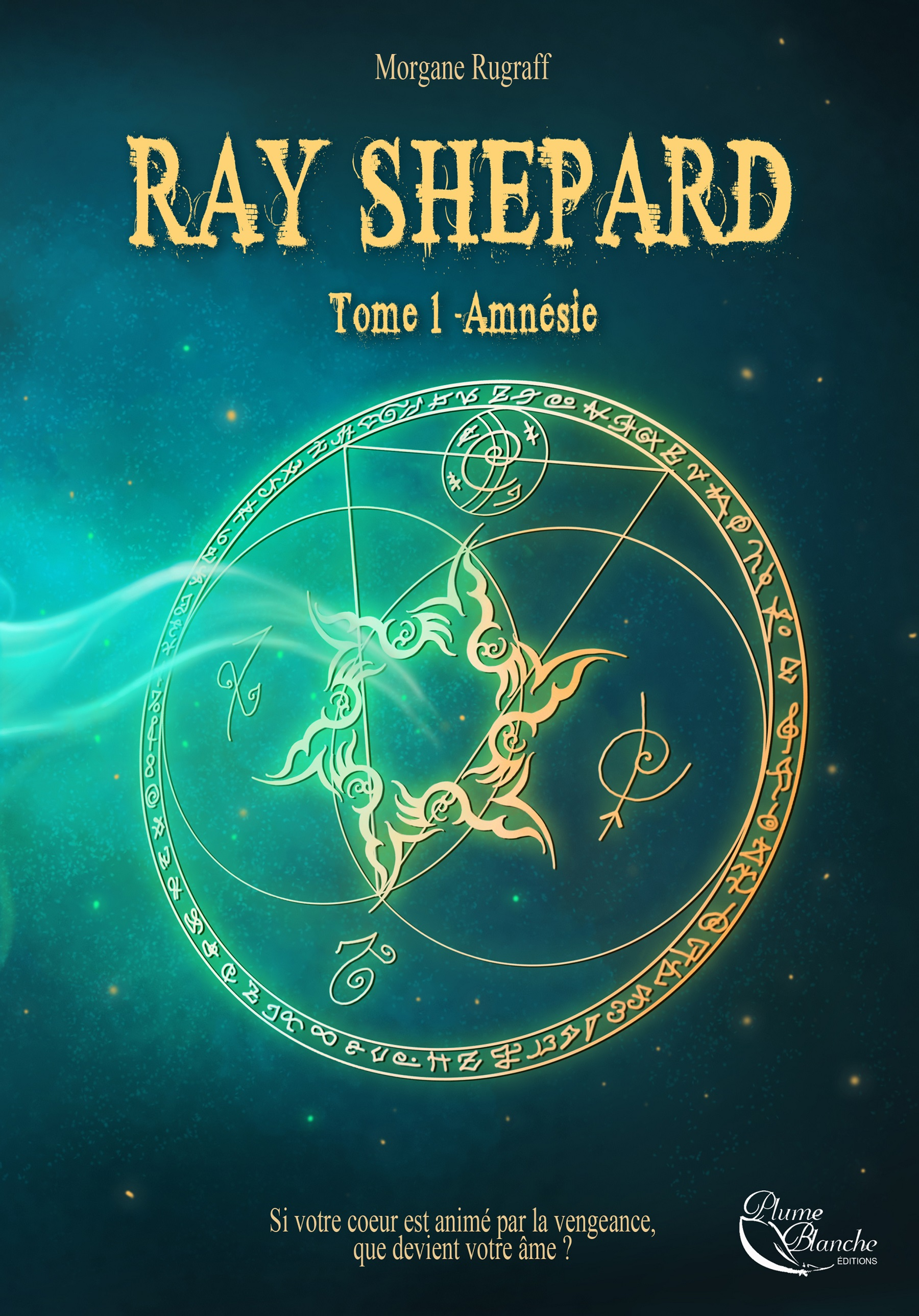 Ray Shepard - Tome 1
