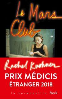 Image de couverture (Le Mars Club)