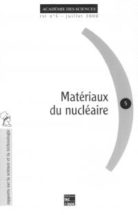 Matériaux du nucléaire