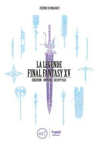 Image de couverture (La Légende Final Fantasy XV)
