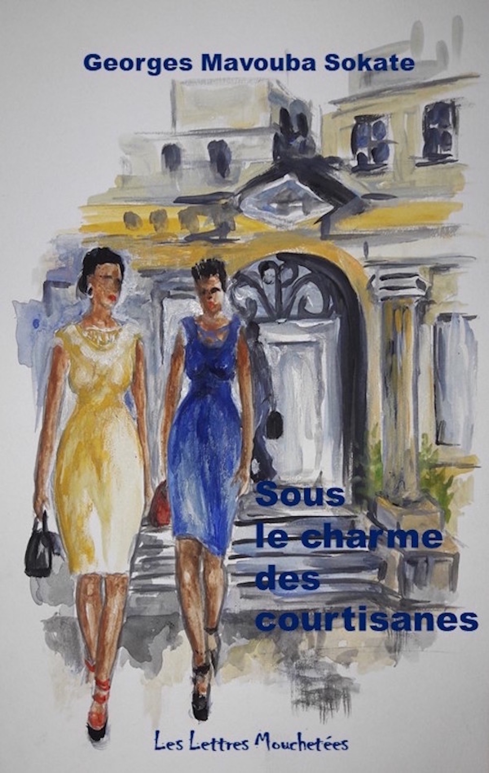 Sous le charme des courtisanes, L'odyssée de Kosia-Iris