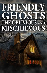 Cover image (Friendly Ghosts)