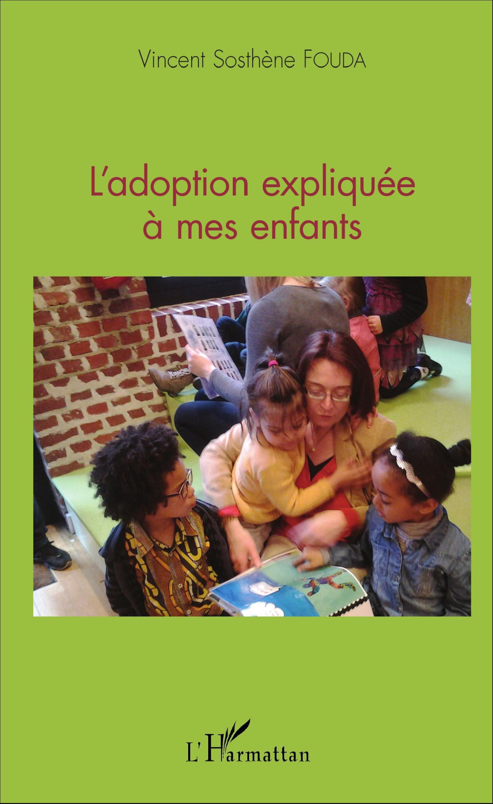 L'adoption expliquée à mes enfants