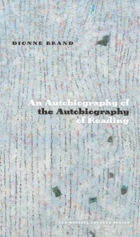 Cover image (An Autobiography of the Autobiography of Reading)
