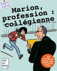 Marion, profession : collégienne