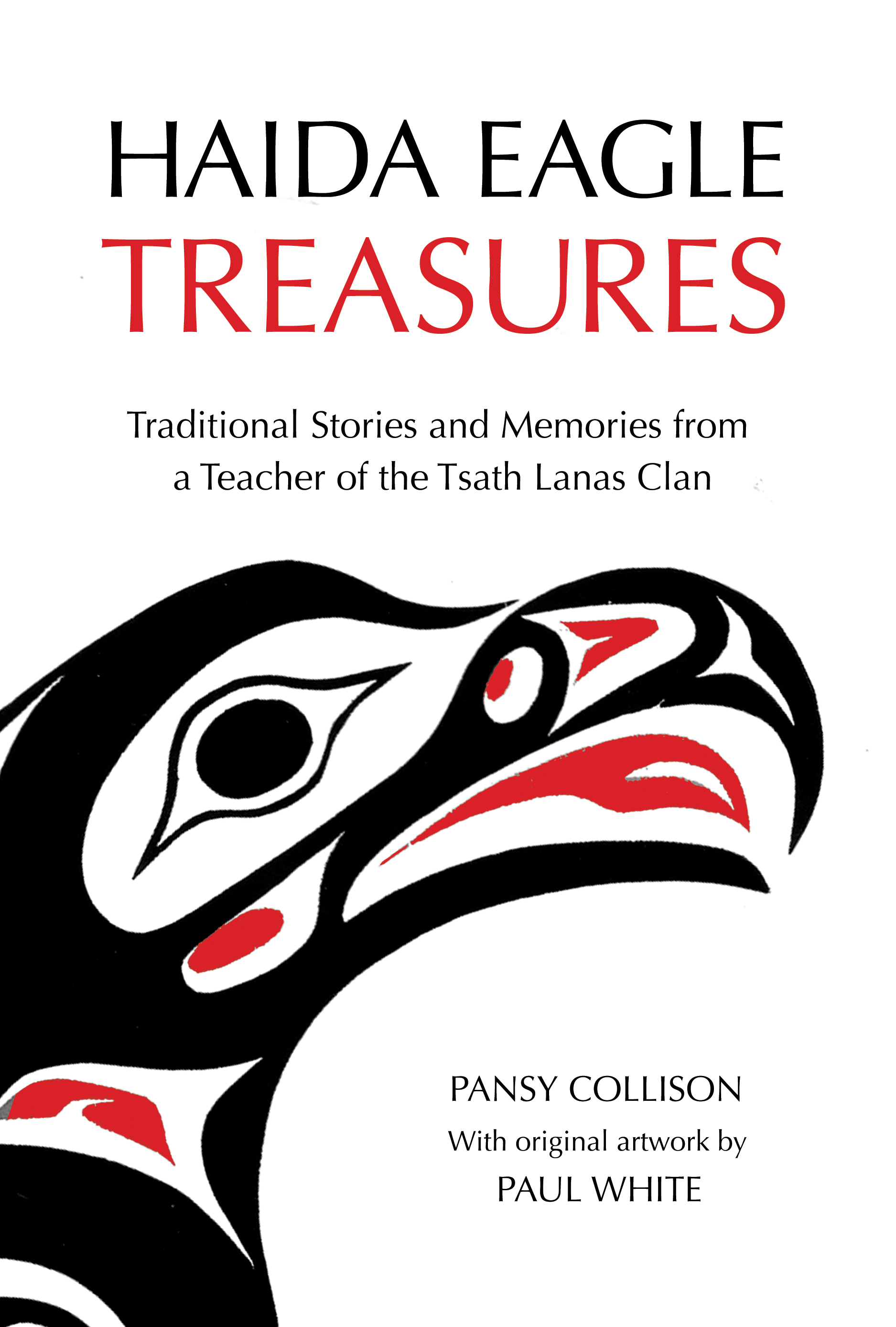 Haida Eagle Treasures