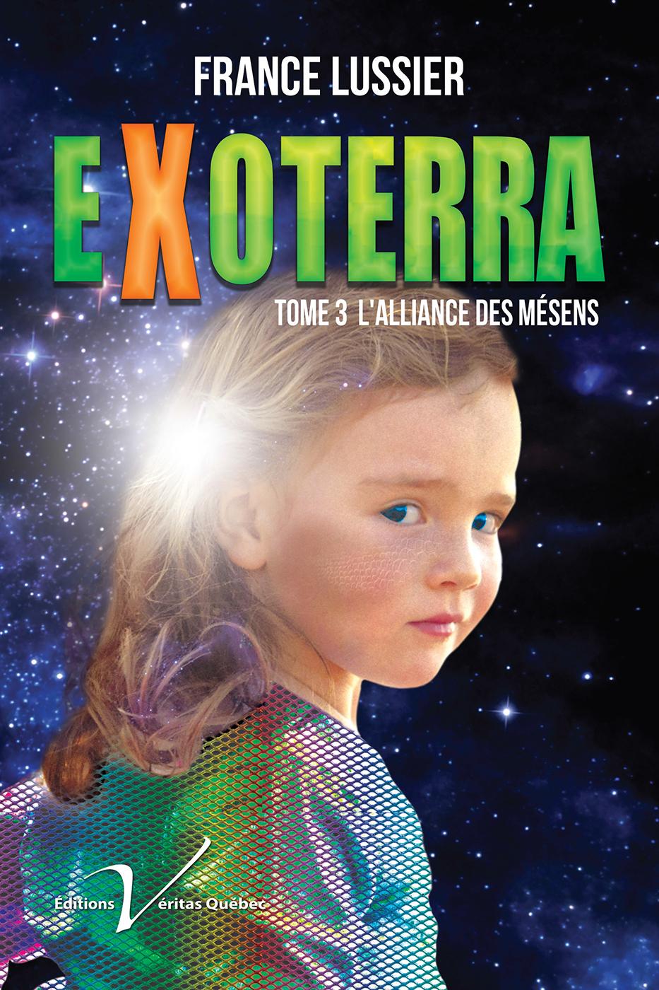 Exoterra, tome 3 : L'allian...