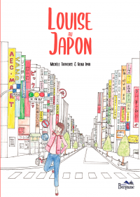 Cover image (Louise au Japon)
