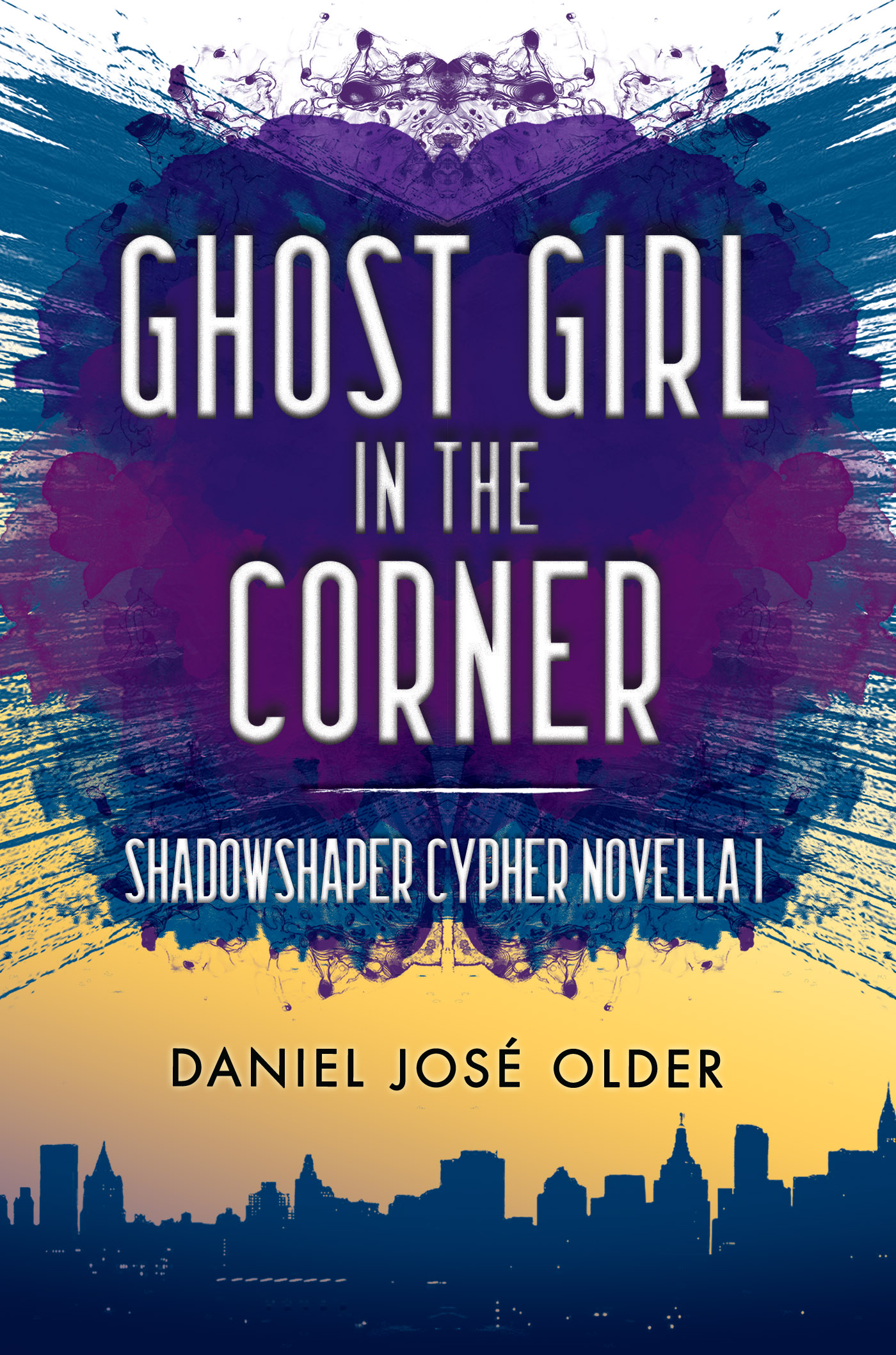 Ghost Girl in the Corner (The Shadowshaper Cypher, Novella 1)