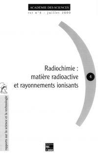 Radiochimie : matière radio...