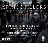 Cover image (Doug Bradley's Spinechillers Volume Eight)