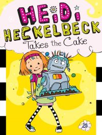 Heidi Heckelbeck Takes the Cake