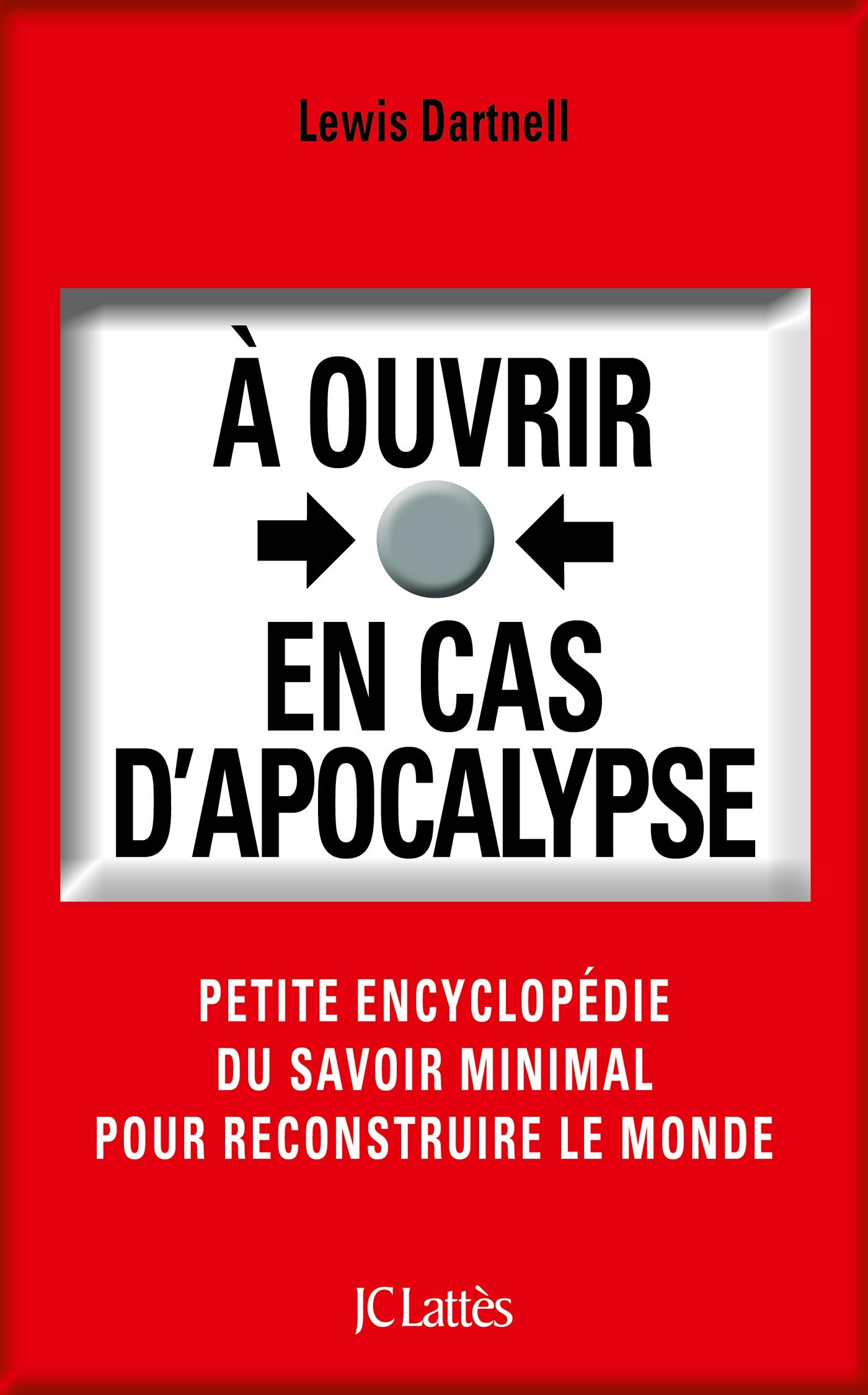 À ouvrir en cas d'apocalypse