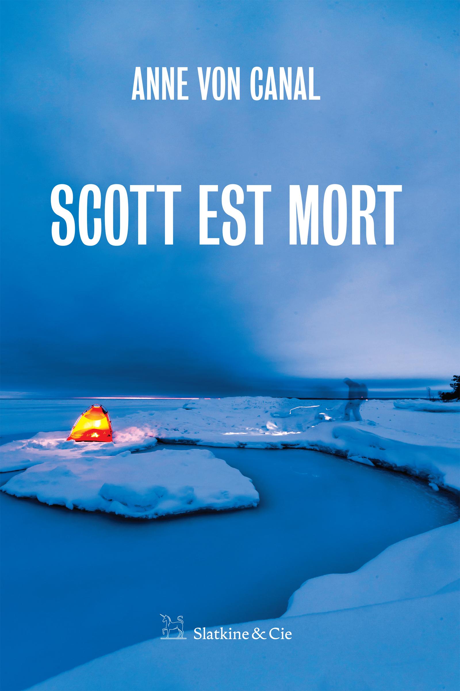 Scott est mort