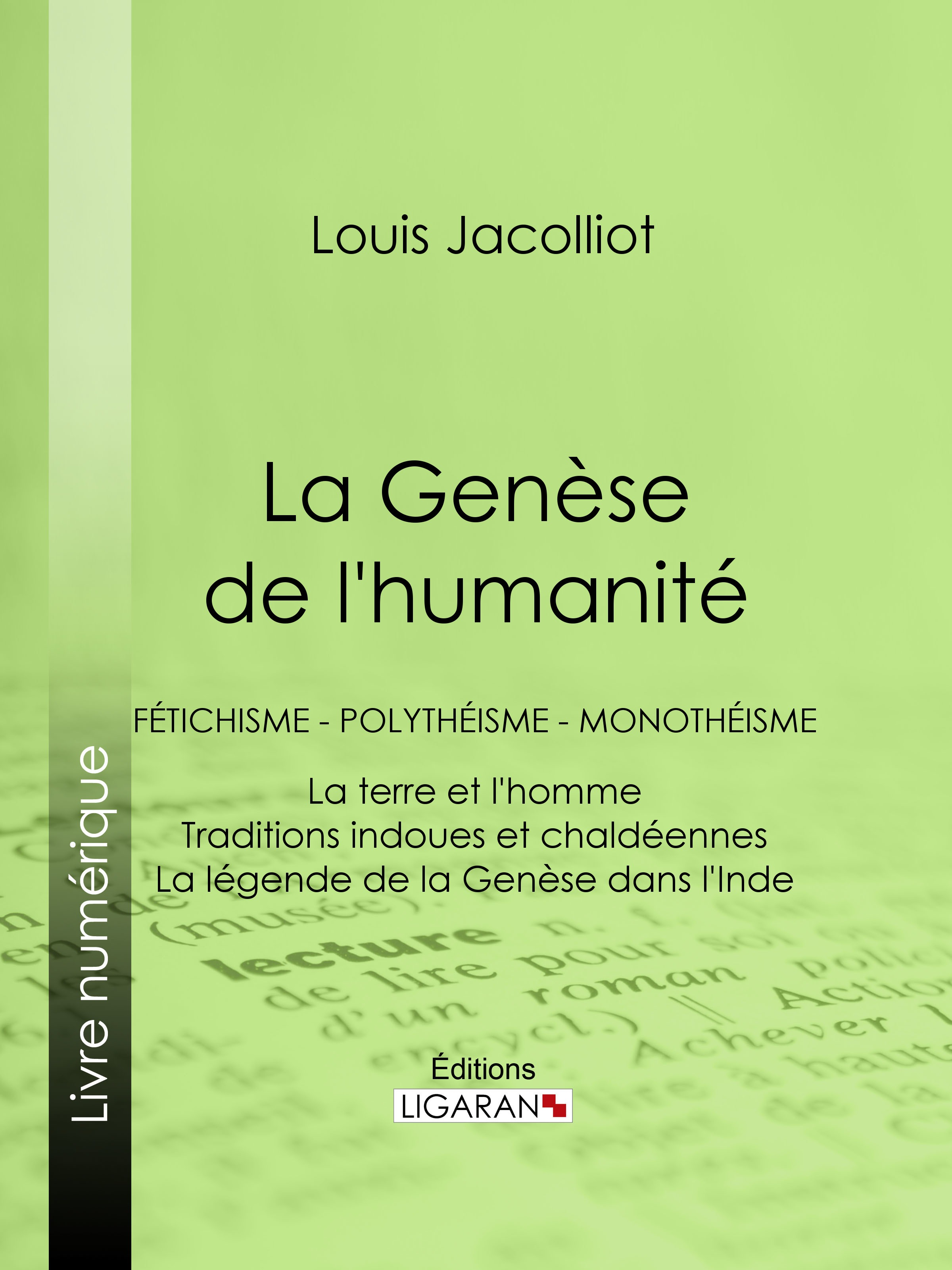 La Genèse de l'humanité