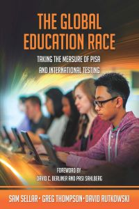 Cover image (The Global Education Race)