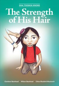 Cover image (Siha Tooskin Knows the Strength of His Hair)