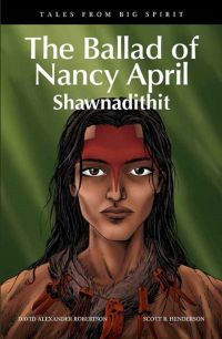 Cover image (The Ballad of Nancy April)
