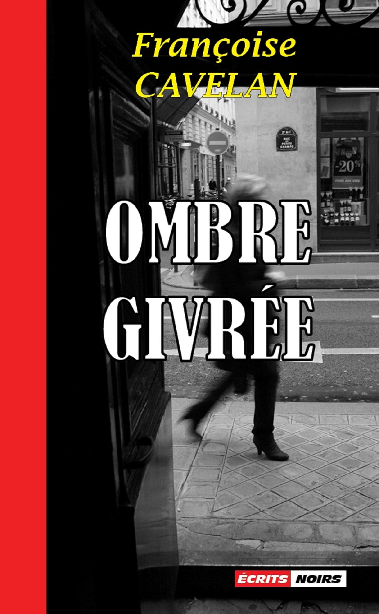 Ombre givrée, Un roman noir saisissant