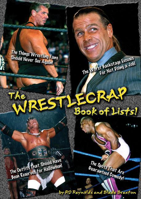 WrestleCrap Book of Lists!,...