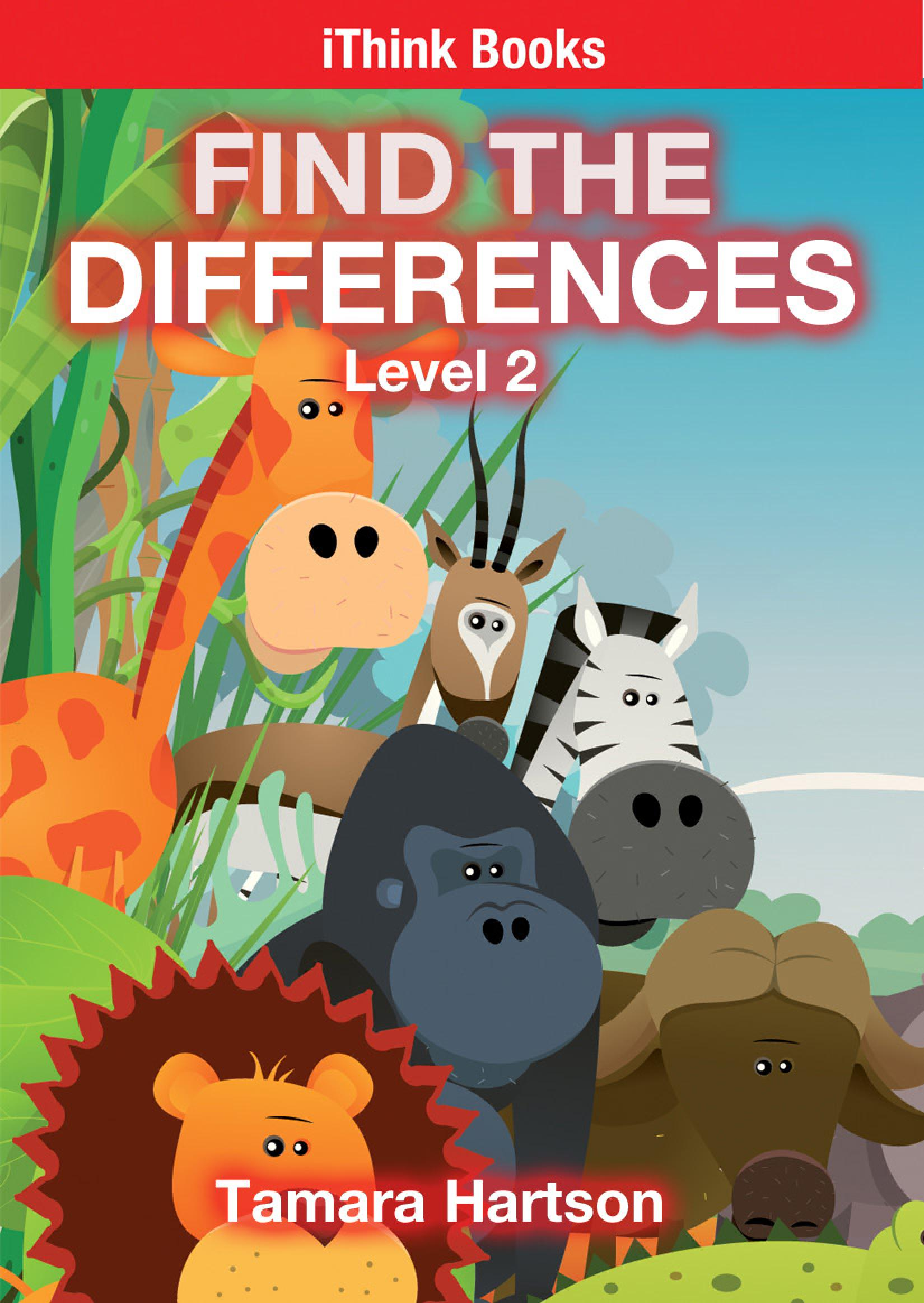 Find the Differences Level 2