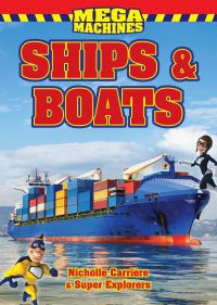 Cover image (Ships & Boats)