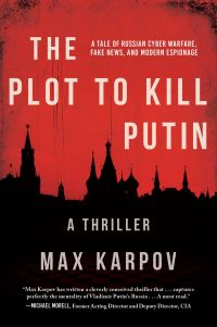 Image de couverture (The Plot to Kill Putin)