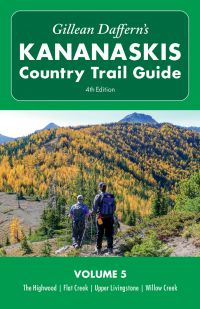 Cover image (Gillean Daffern's Kananaskis Country Trail Guide - 4th Edition Volume 5)