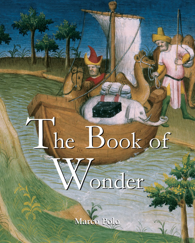 The Book of Wonder
