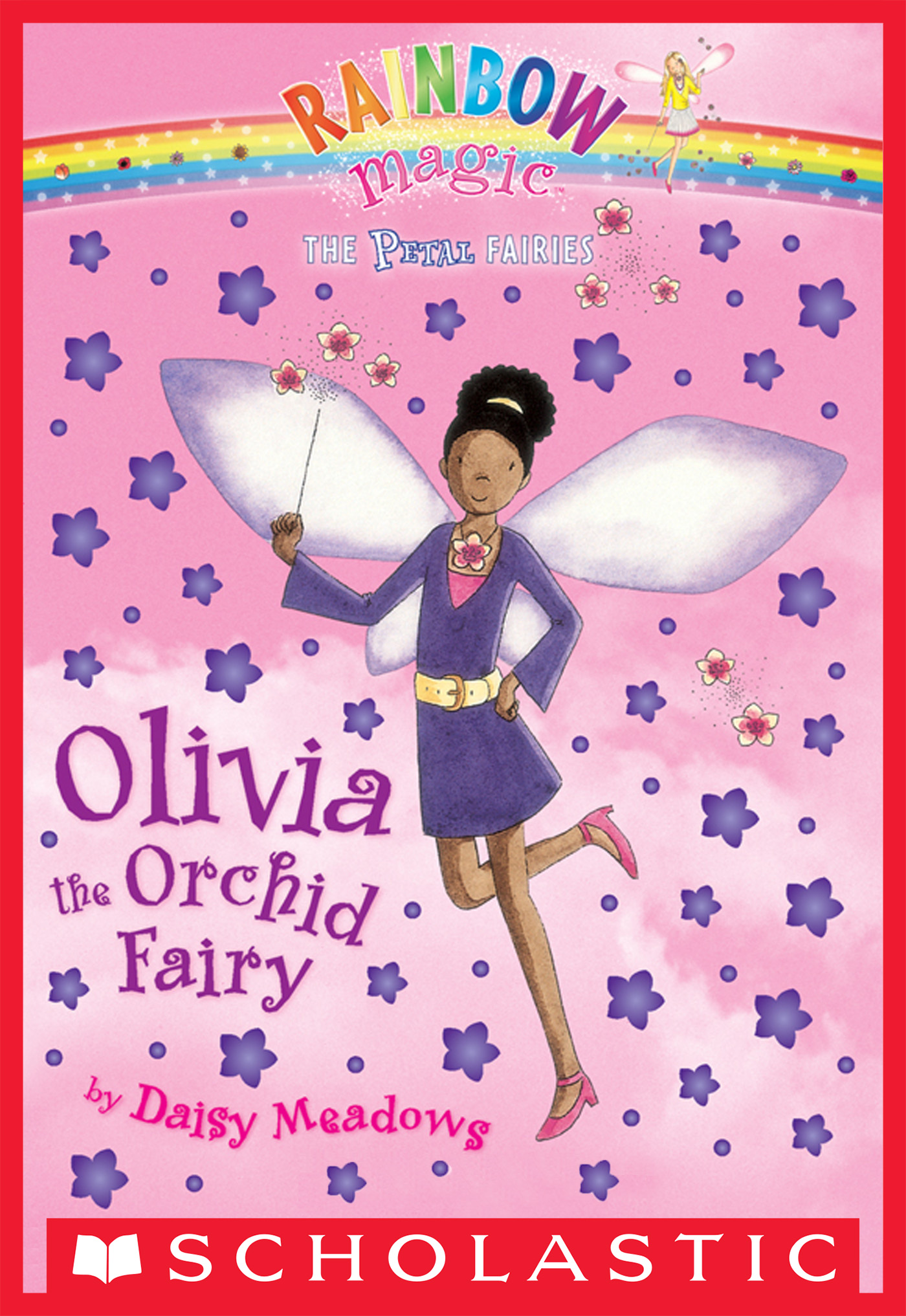 Vignette du livre Olivia The Orchid Fairy - Daisy Meadows