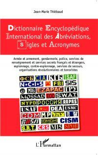 Dictionnaire encyclopédique international des abréviations,