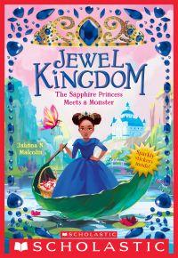 Image de couverture (The Sapphire Princess Meets a Monster (Jewel Kingdom #2))