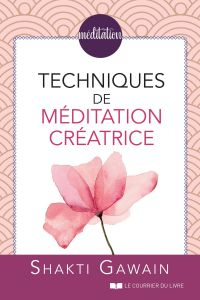 Image de couverture (Techniques de méditation créatrice)